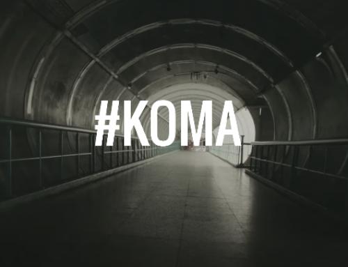 Łasuch feat. Demon – Koma (prod. Hocian, gitara: Krawko, cutz. Dj HWC)